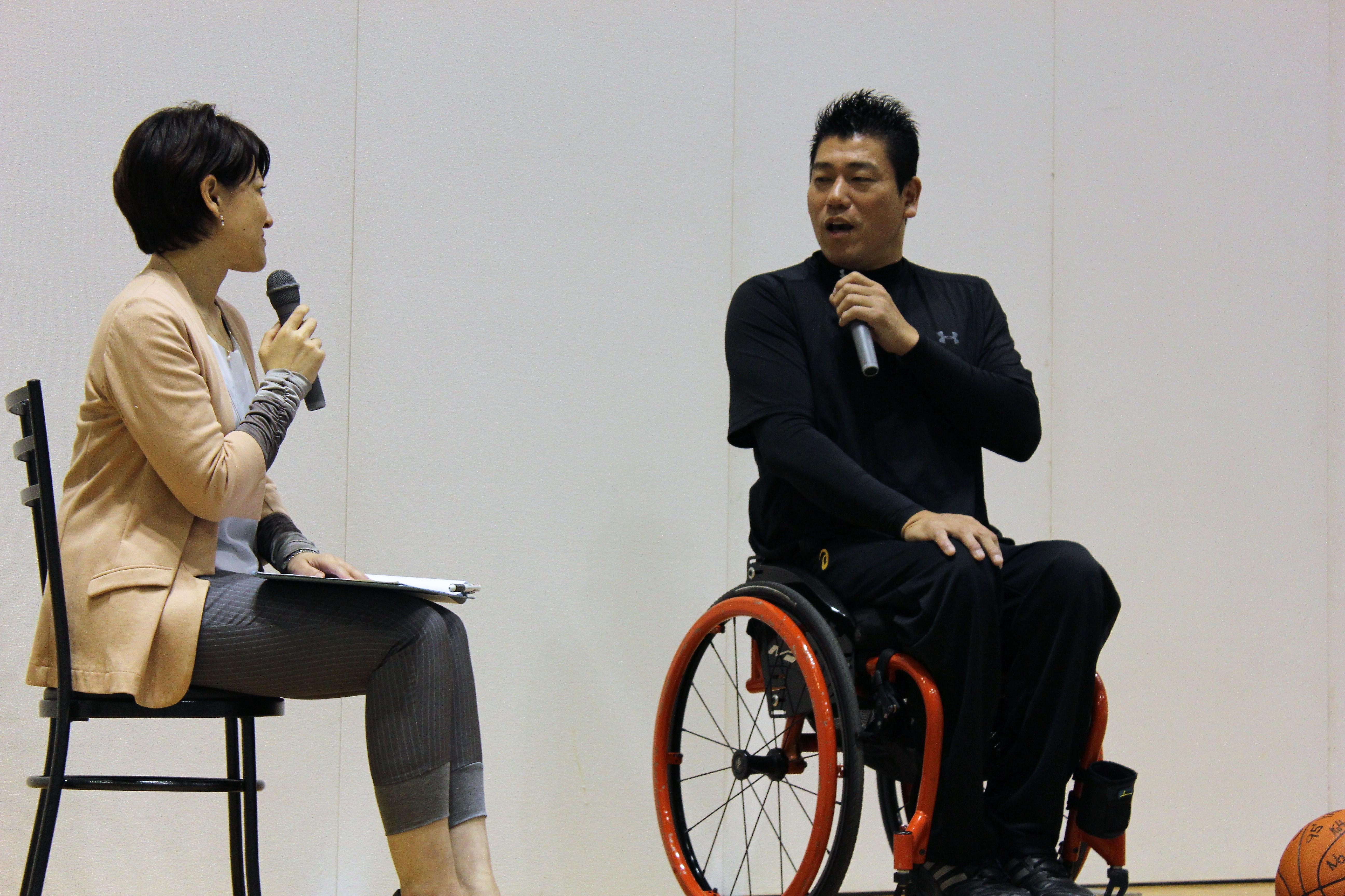 障がい者スポーツ交流会開催報告...