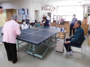 山形県視覚障害者福祉協会サウンドテーブルテニスクラブ